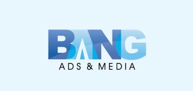 Logo BANG - Ads & Media
