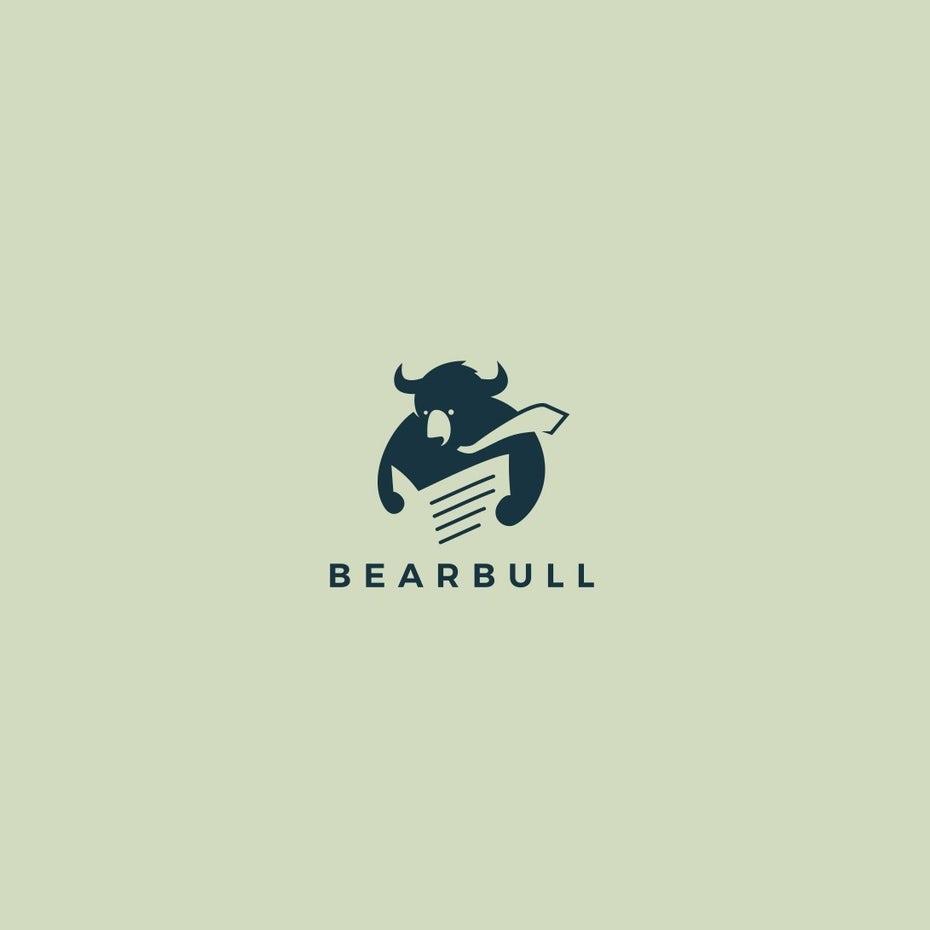 Logo Bear Bull (Nguồn: Sưu tầm)