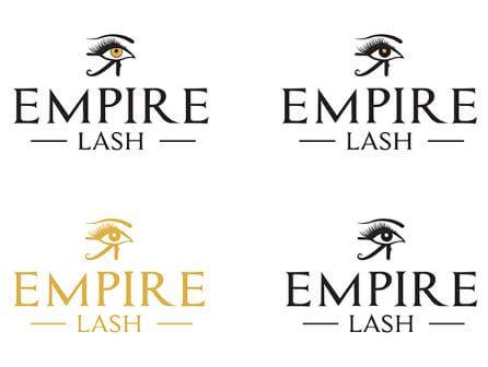 Logo Empire Lash của elrola
