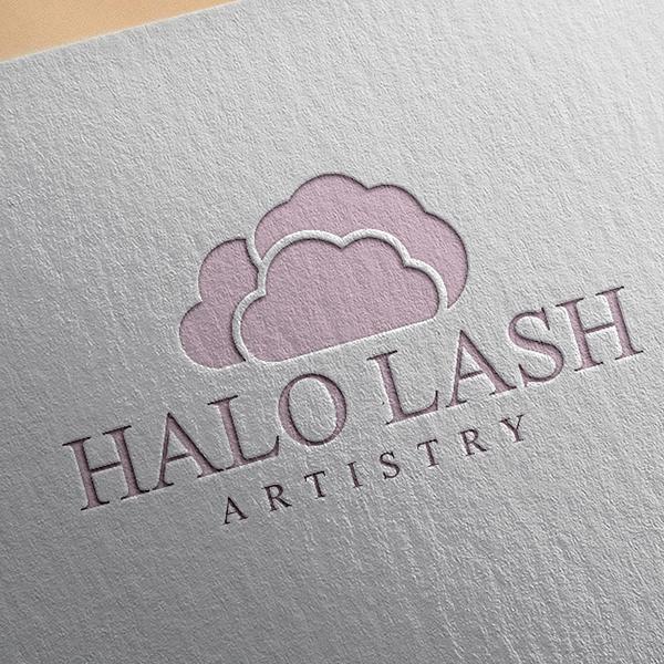 Logo Halo Lash Artistry