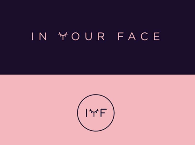 Logo In Your Face của Marike Sorgdrager