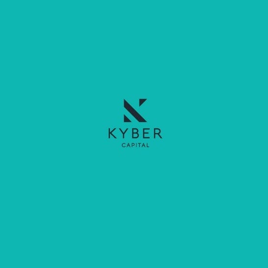 Mẫu logo đơn giản của Kyber (Nguồn: Sưu tầm)