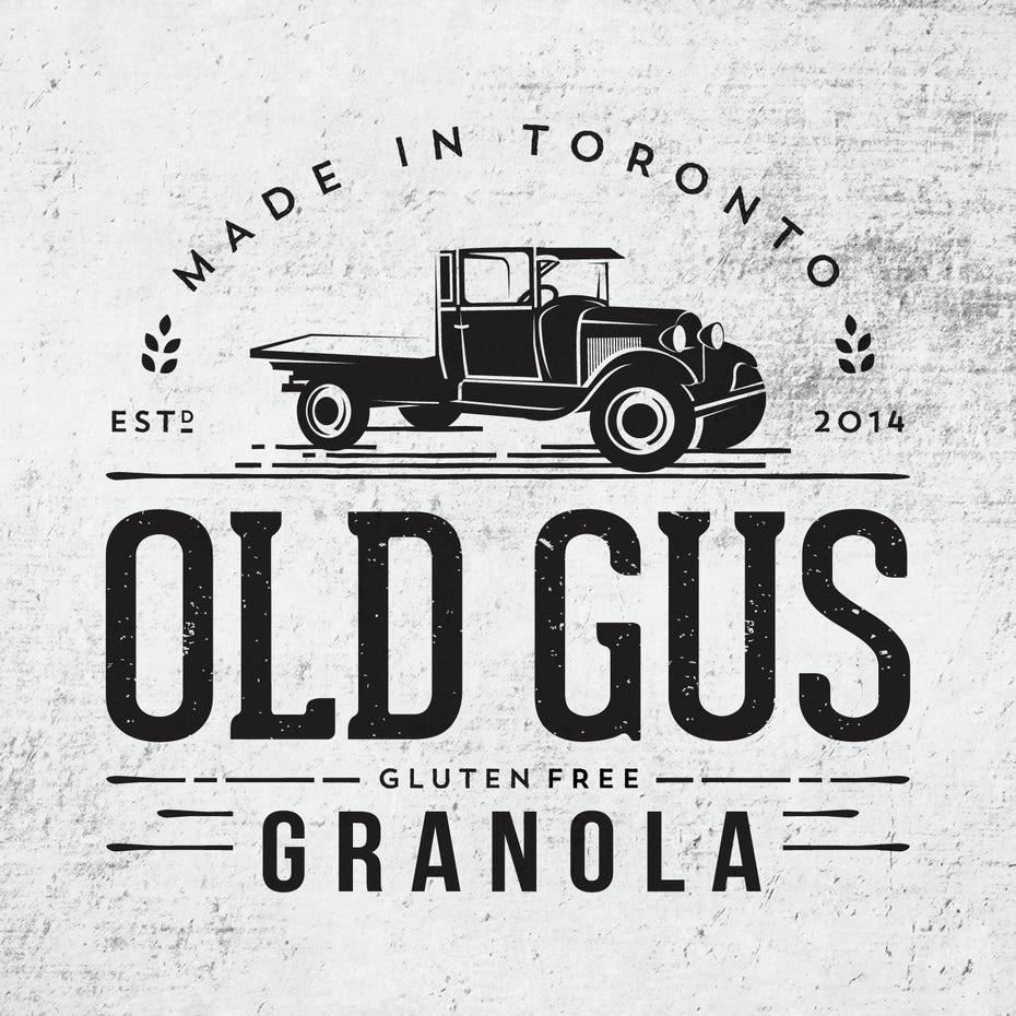Logo OLD GUS