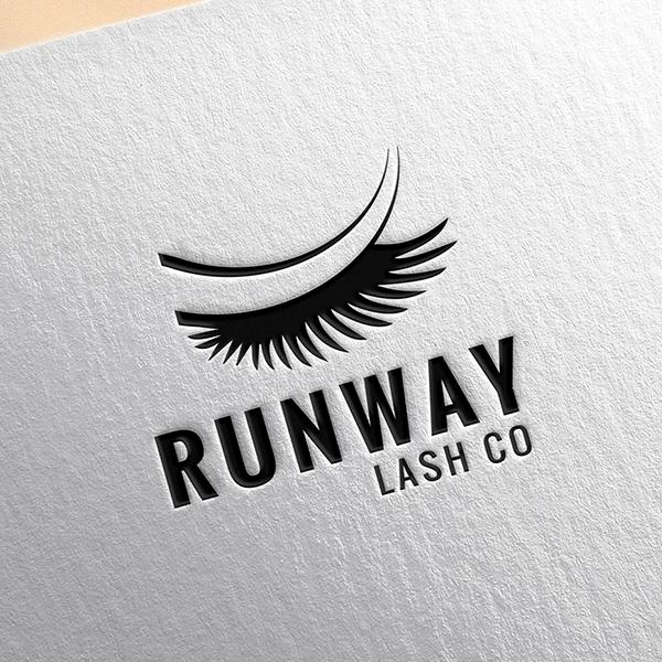 Logo Runway Lash Co