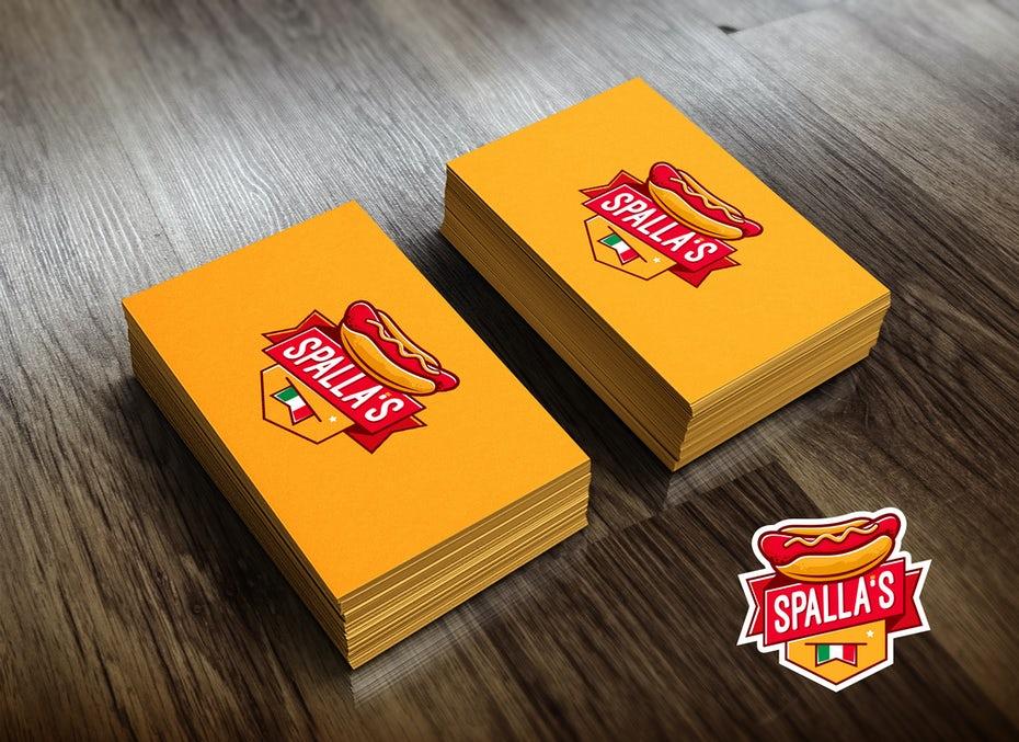 Logo Spalla's