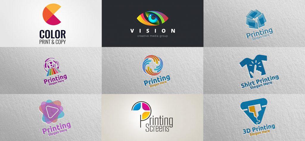 Logo công ty mang chiều sâu ấn tượng