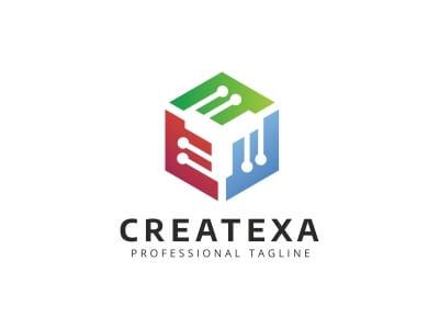 Logo lục giác của CREATEXA