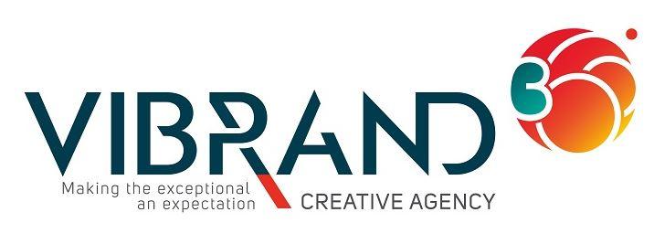 Thiết kế logo quảng cáo của VIBRAND