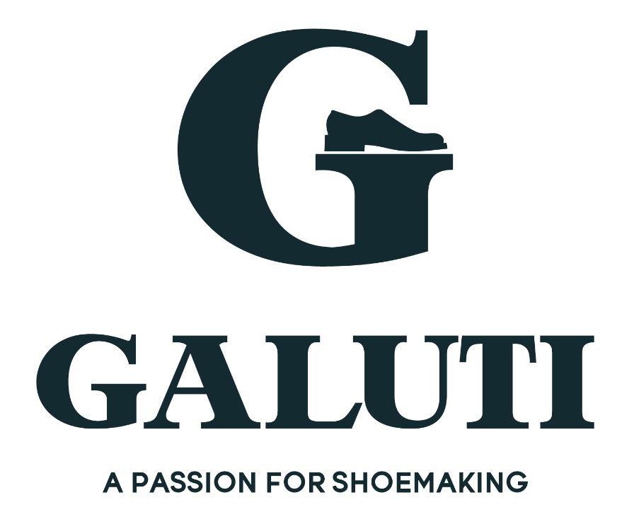 Logo shop giày nam Galuti