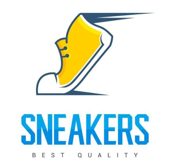 Logo shop giày tạo sự thống nhất trong toàn thương hiệu