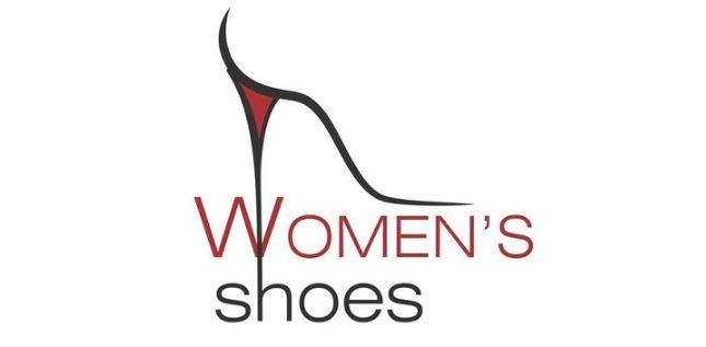 Logo Women Shoes