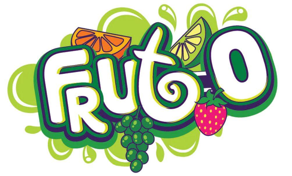 Mẫu logo thương hiệu FRUTO