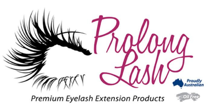 Thiết kế logo nối mi Prolong Lash