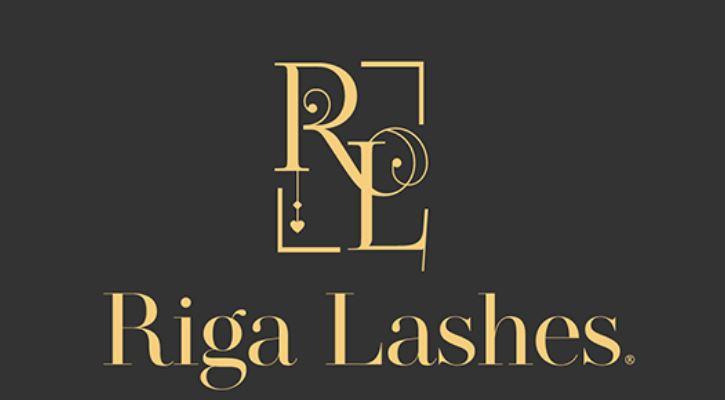 "Thiết kế logo nối mi ""Riga Lashes"" của AhmedGaballa"