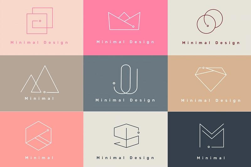 Ưu điểm của thiết kế logo đơn giản