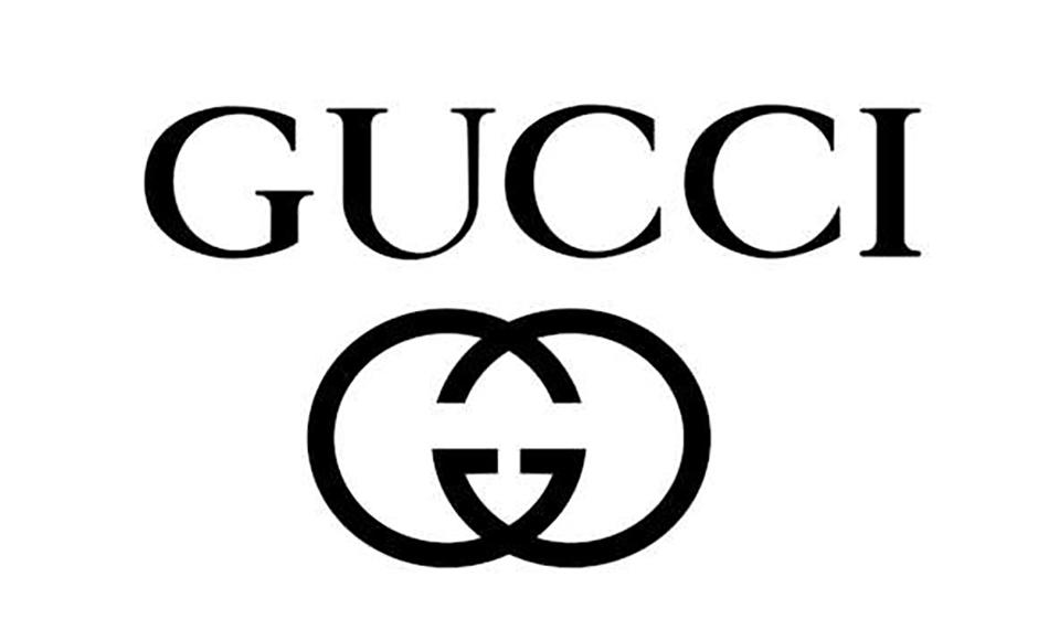 Logo Gucci sử dụng hai chữ G và C lồng vào nhau