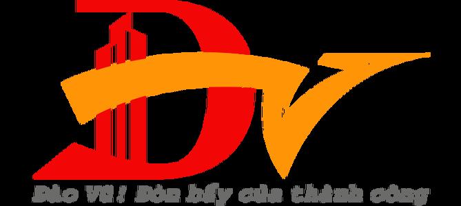 Logo cách điệu chữ V