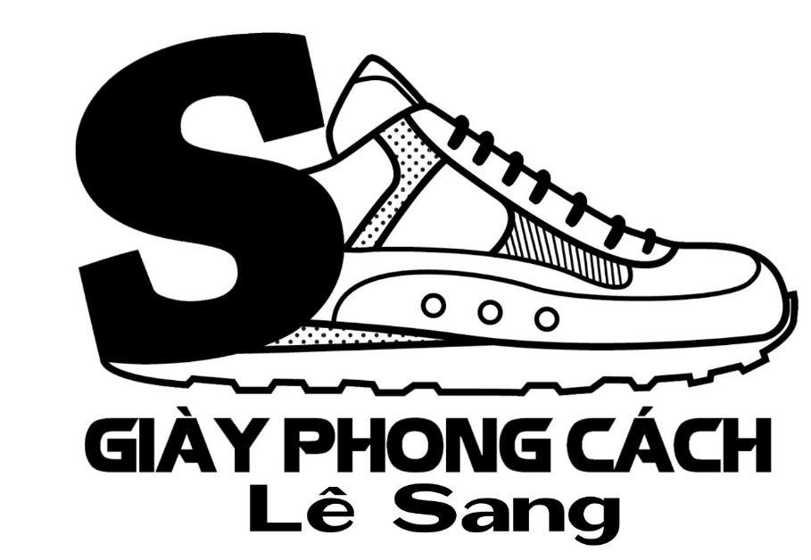 Logo shop giày Lê Sang