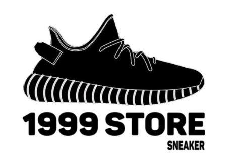 Logo shop giày thể thao 1999 store