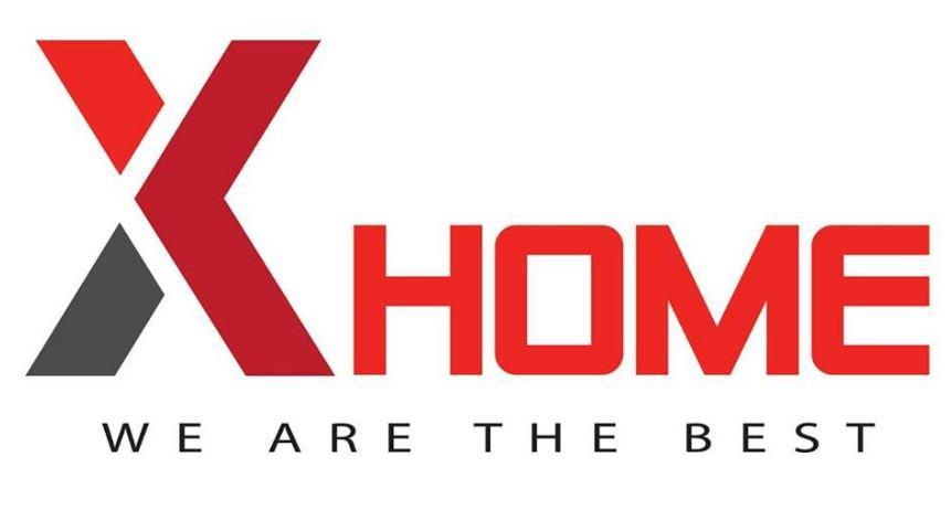 Logo thương hiệu X-Home