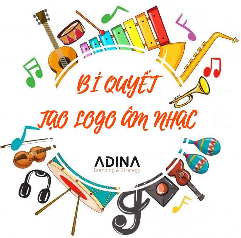 Tạo logo âm nhạc