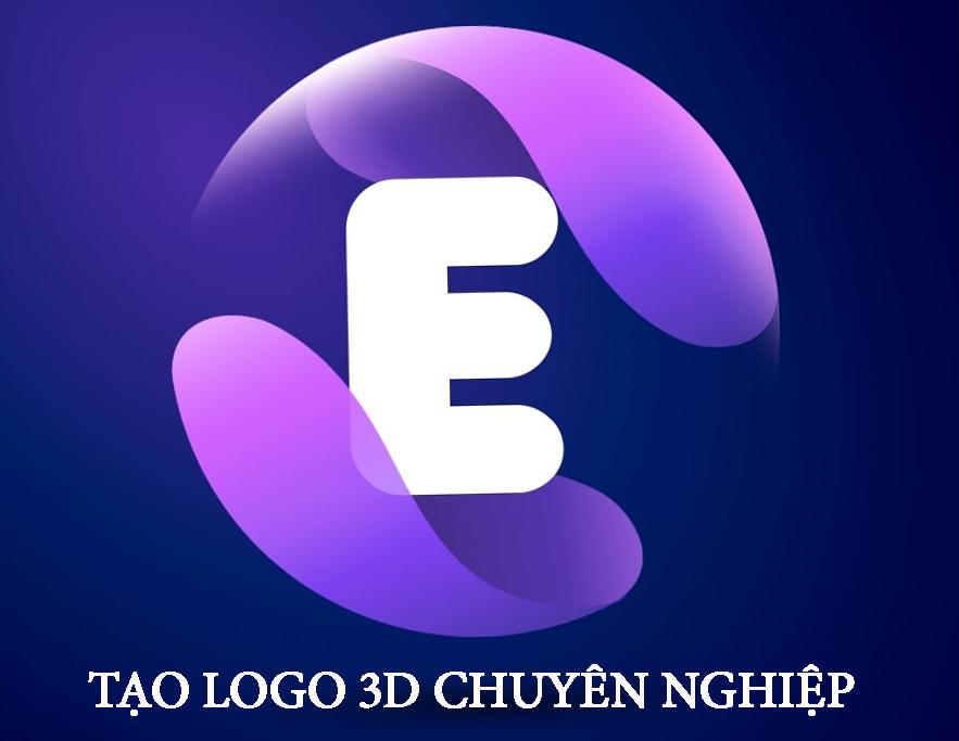 Tạo logo 3d chuyên nghiệp với  những gợi ý hữu ích sau