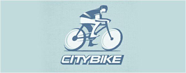 Mẫu thiết kế logo club xe CityBike