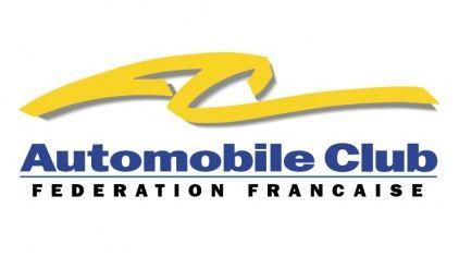 Thiết kế logo Automobile Club