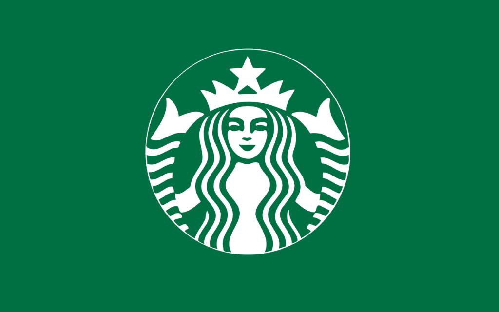 Thiết kế logo Starbuck (Nguồn: Sưu tầm)