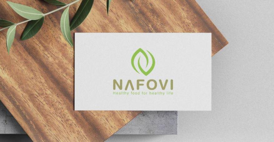 Hình ảnh đẹp để làm logo Nafovi - Biểu tượng chiếc lá