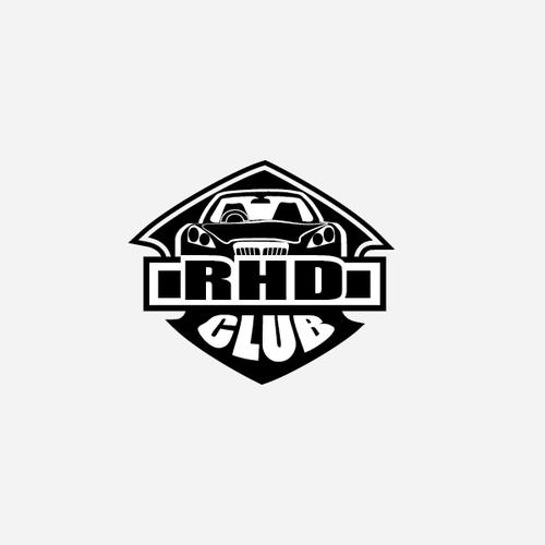 Mẫu logo club RHD