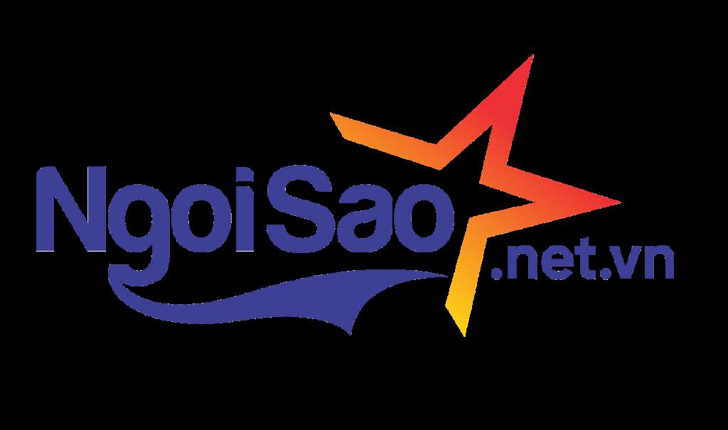 Logo của trang báo ngoisao.net.vn (Nguồn: Sưu tầm)