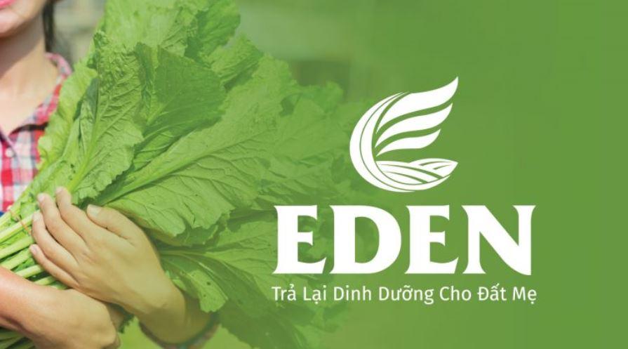 Thiết kế logo Eden