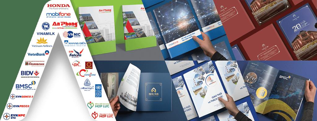 Adina Việt Nam - Công ty thiết kế profile chuyên nghiệp, uy tín toàn quốc
