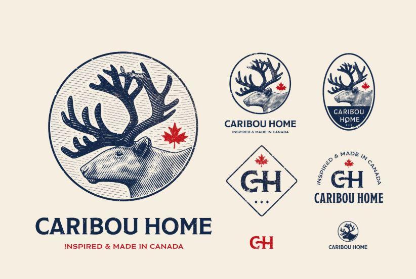 Thiết kế logo nhận diện thương hiệu dạng vẽ tay cổ điển
