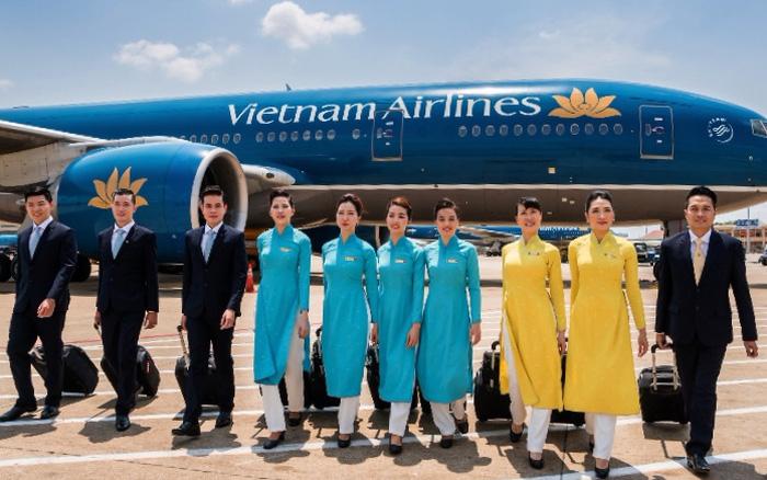 Đồng phục nhân viên Vietnam Airlines