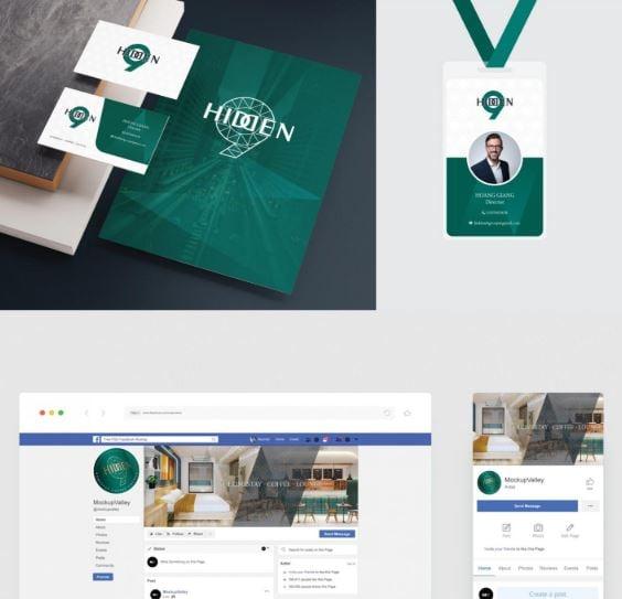 Nhận diện số Hidden 9 (Fanpage)