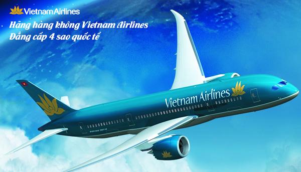 Nhận diện trên máy bay của hãng